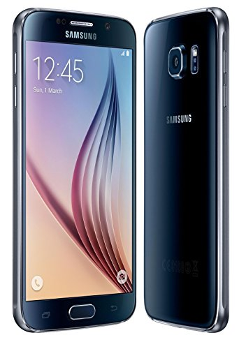 Samsung Galaxy S6 G920T 32GB Unlocked GSM 4G LTE Octa-Core Android Smartphone w/ 16MP Camera - Black
