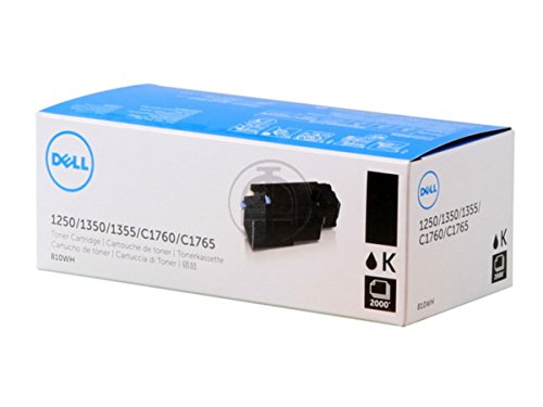 Dell C 1760 nw (DC9NW / 593-11140) - original - Toner black - 2.000 Pages