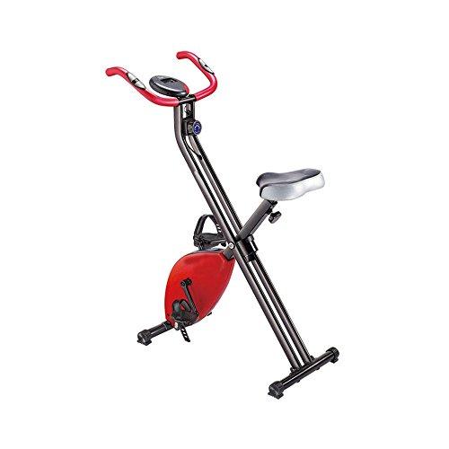 Bicicletas Estáticas Bicicleta vertical Ejercicio bicicleta Bicicleta Ejercitador Magnético estacionario Ciclo de fitness Equipo aeróbico de cardio para uso en el hogar y gimnasio Para El Gimnasio De