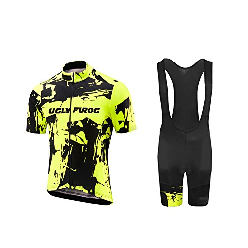 Uglyfrog Jersey Frauen Fahrrad Trikots Sport MTB Straßenberg Bluse Kurzarm Fahrrad T-Shirts Top Outdoor Reiten Jersey Fahrrad Jacke
