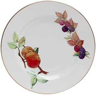 Royal Worcester Evesham Gold Porcelain 6-1/4-Inch Bread and Butter Plate