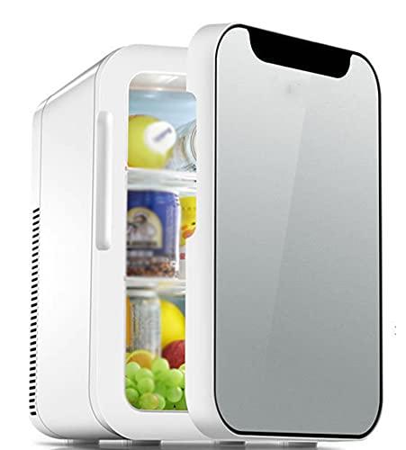 LYZL Mini Refrigerador Y Calentador De Refrigerador   20L De Capacidad   Compacto, Portátil Y Silencioso   Compatibilidad De Alimentación CA + CC, para El Hogar, Dormitorio, Automóvil, Vacaciones