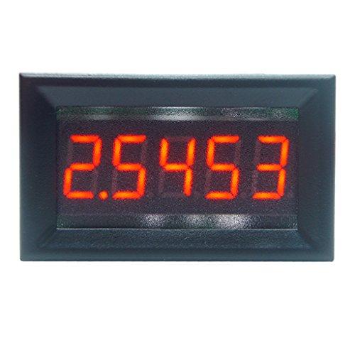 0-50.000 mA (50 mA) Digitales Gleichstrom-Amperemeter, 5-stelliges Bit-Strommessgerät