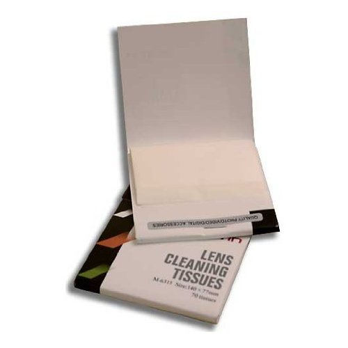 Lens Cleaning Tissue (Twin Pack)