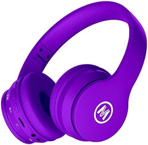 Mokata Volume Limited 85dB Kids Headphone Bluetooth Wireless Over Ear Foldable Stereo Sound product image