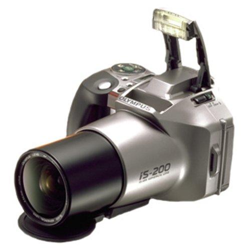 OLYMPUS IS200 SLR ZOOM SINGLE REFLEX CAMERA