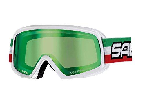 Salice Skibrillen 608ita, Unisex Erwachsene, weiß