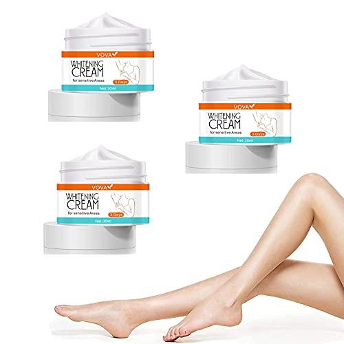 Vova Whitening Skin Lightening Bleaching Cream, 10 Seconds Instant Whitening,...