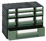 cassettiera modulare mobil plastic modello m - 10 cassetti