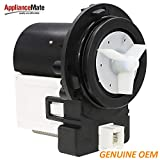 New OEM Original DC31-00054a Washer Drain Pump by Appliancemate fit for Samsung Washers 62902090 AP4202690-1YEAR WARRANTY