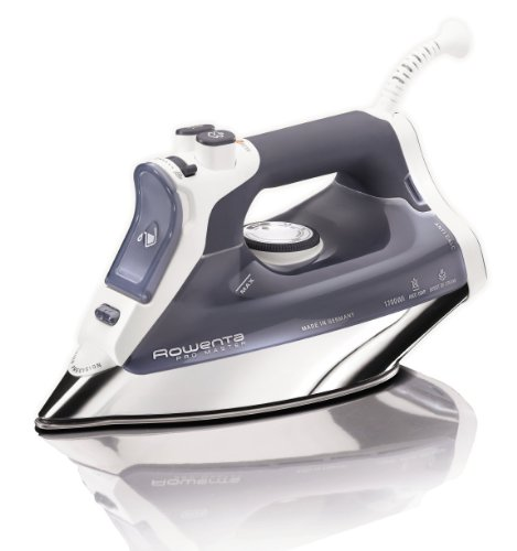 Rowenta Pro Master Professional Iron 1700 W Stainless Steel