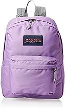 JanSport SuperBreak Backpack - Lightweight School Pack, Vivid Lilac