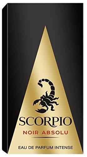 Scorpio Eau de Parfum schwarz Absolute Flasche 75ml
