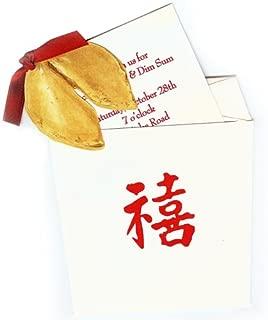 Fortune Cookie Die-cut Card, Pack of 10
