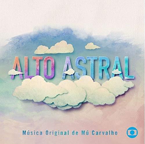 Mu Carvalho - Alto Astral - Musica Original [CD]