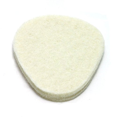 """Metatarsal Felt Foot Pad - 1/4"""" Thick - 6 Pairs (12 Pieces)"""
