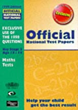 Official National Test Papers: Maths Tests 1999 (Official National Test Papers)