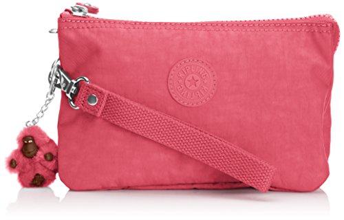 Kipling Women's Creativity Xl Coin Purse, 21.5 x 13.5 x 4 cm Pink Pink (City Pink)