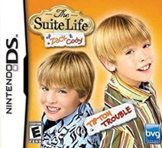 Suite Life of Zack and Cody 2 for Nintendo DS
