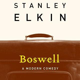 Boswell audiobook cover art