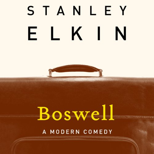 Boswell audiobook cover art