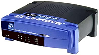 Cisco-Linksys EPSX3 EtherFast 10/100 3-port PrintServer