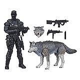 G.I. Joe Classified Series - Figuras Snake Eyes & Timber: Alpha Commandos 30 - Juguetes Premium coleccionables a Escala de 15 cm en empaques con Arte Distintivo