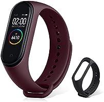 Xiaomi Mi Band 4 Pulsera de Actividad,Monitores de Actividad,Pantalla Pulsómetro Fitness Tracker, Smartwatch con...