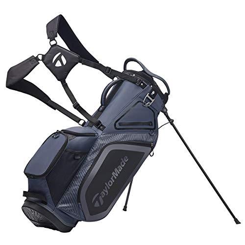 TaylorMade 2020 Pro Stand 8.0 Herren Golftasche, leicht, wasserabweisend, Charcoal/schwarz, Einheitsgröße