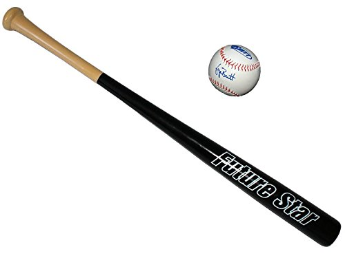 Baseball Set Senior, Ball und Holzschläger