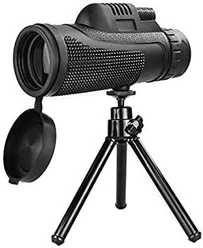 ZHTT Telescopio para niños Adultos Principiantes, Nuevo Tipo telescopio monocular Ultra Claro de Gran Aumento para Exteriores para observación de Aves, Caza, Senderismo telescopio turístico