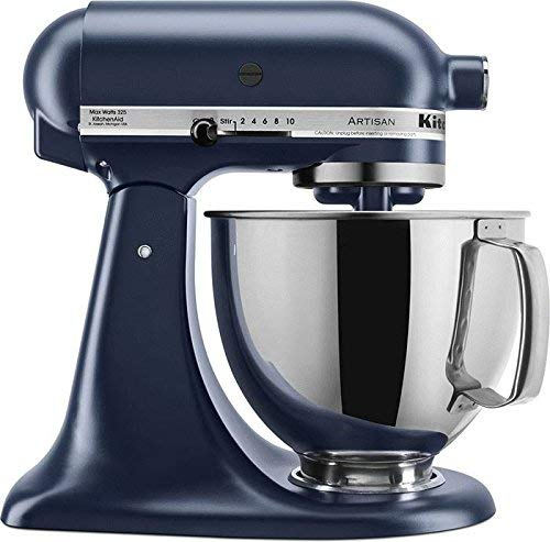KitchenAid RRK150IB 5 Qt. Artisan Series - Ink Blue (Renewed)