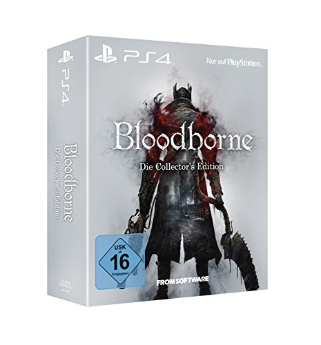 Bloodborne - Collector's Edition - [PlayStation 4]
