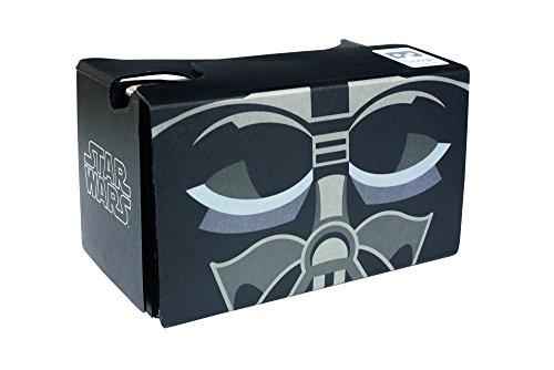 Dickie Toys 209456000 - VR-Brille für Android und iPhone Smartphone, für Kostenlose 3D-Apps im App-Store oder Google-Play