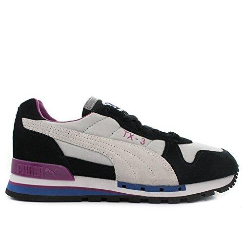 Puma TX-3 Sneaker Black Gray/Violet, Grey, 38