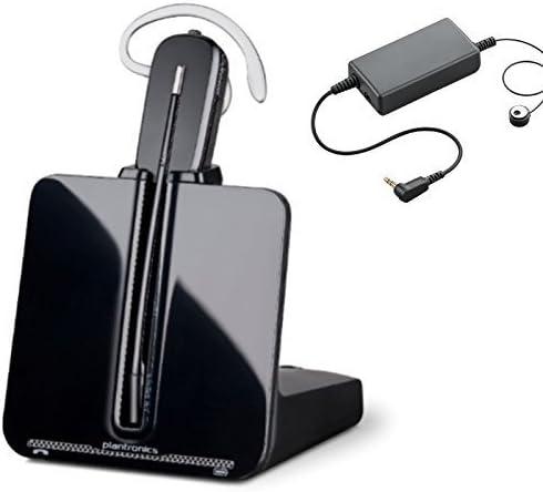 ShoreTel Compatible Plantronics Wireless VoIP Headset Bundle ShoreTel IP Phones 212 230 230g product image