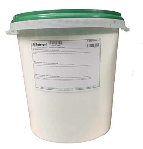 Intercol Klebstoff für die Verklebung von vorbehandelter Polyolefine Folie mit Papier und Karton
