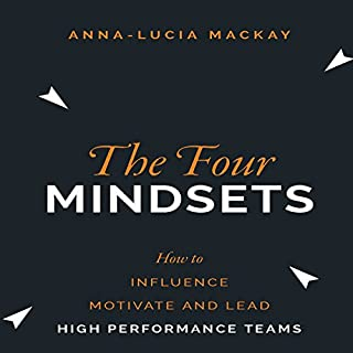 The Four Mindsets cover art