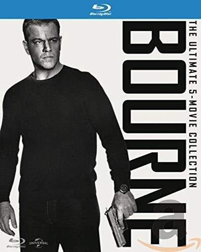 Bourne - Coffret des 5 Films (Blu Ray)