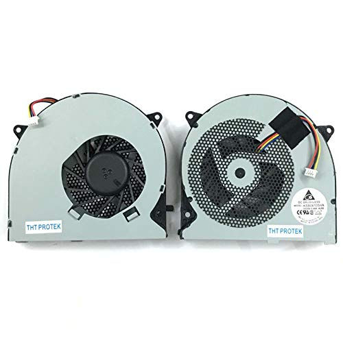 Kompatibel für ASUS G75, G75VW Lüfter Kühler Fan Cooler Rechtss, Right Version