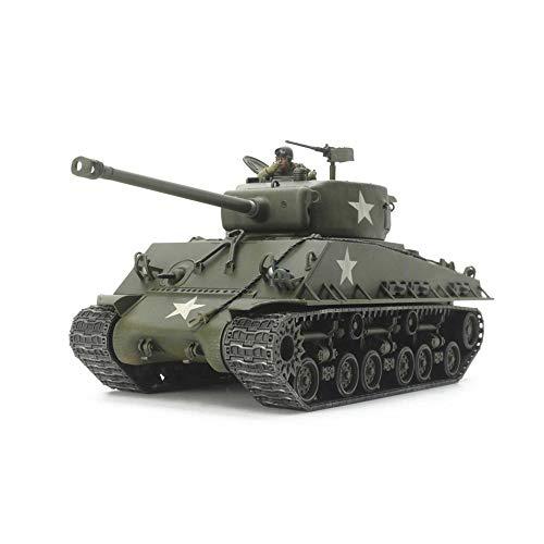 TAMIYA America, Inc 1 48 U.S. Medium Tank M4A3E8 Sherman Easy Eight, TAM32595