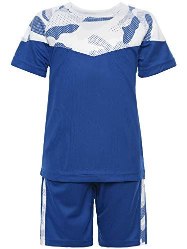 Kinderen jongens zomer set T-shirt Capri Shorts 30083