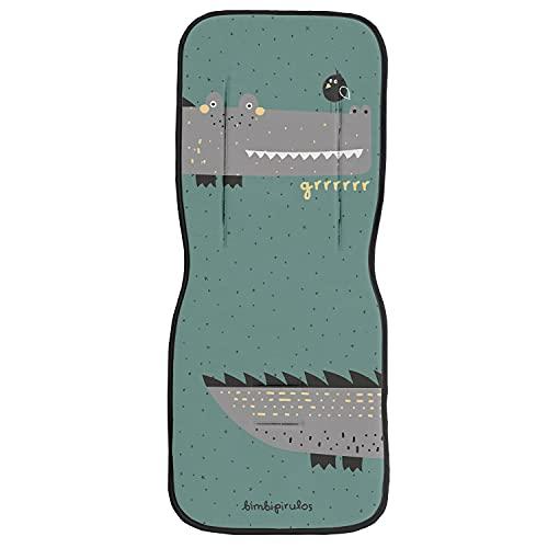 Colchones para cunas marca Bimbi Dreams. Modelo COLCHONETA RECTA 706 COCO C05 06
