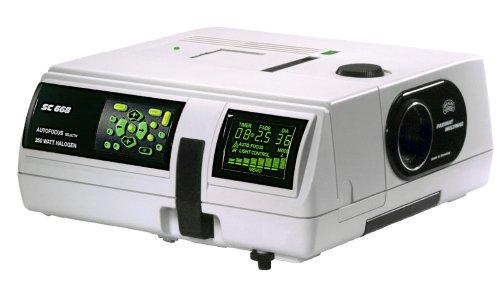 Braun Paximat Multimag SC 668 - Proyector (Objetivo de 2,8/85 mm)