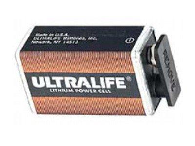 Ultralife Lithium-Batterie 9 V - VR 35 - U9VL