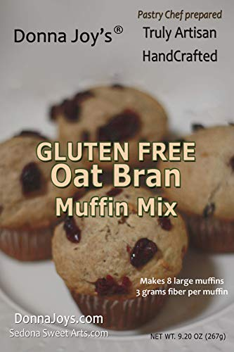 Gluten Free Oat Bran Muffin Mix