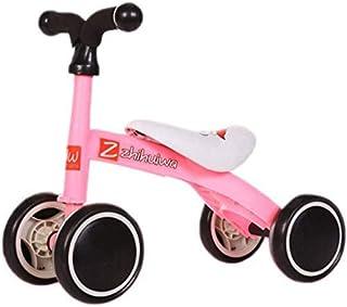 دراجة دراجة ثلاثية العجلات للأطفال الرضع، ألعاب ركوب الدراجة دون دواسات للأطفال من عمر 10 إلى 36 شهرًا، هدايا ركوب الدراجا...