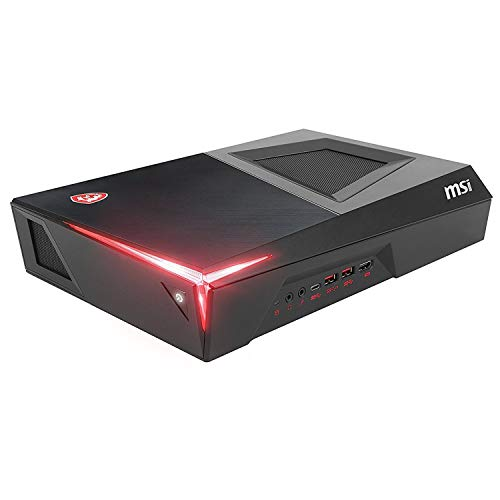 MSI Trident 3 8RC Gaming Desktop - 8th Gen Intel Core i7-8700 6-Core Processor up to 4.60 GHz, 8GB Memory, 2TB Hard Drive, 3GB Nvidia GeForce GTX 1060, Windows 10