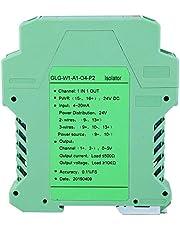 DC 24V Transmisor aislador de señal de corriente 4-20mA PLC Detectar acondicionador de señal