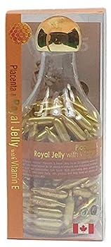 Lamb Placenta & Royal Jelly with Vitamin E Facial Oil 200 Gelcaps Bill Natural Sources